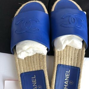 Chanel Sandals Mules Slides